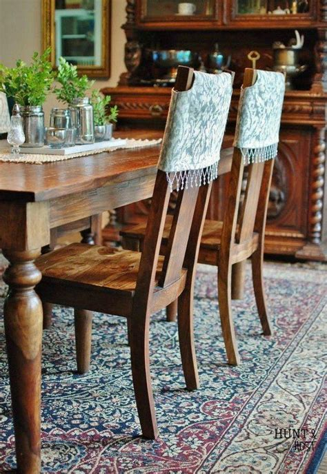 Diy Wood Hinge Chair Covers